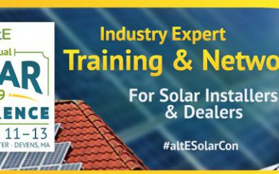 KiloVault at the 8th Annual altE Solar Conference