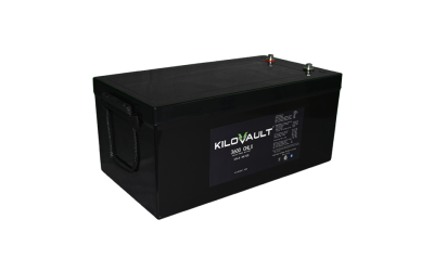 KiloVault Unveils CHLX Deep-Cycle Batteries