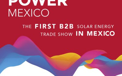 Solar Power Mexico – March 24-26 2020
