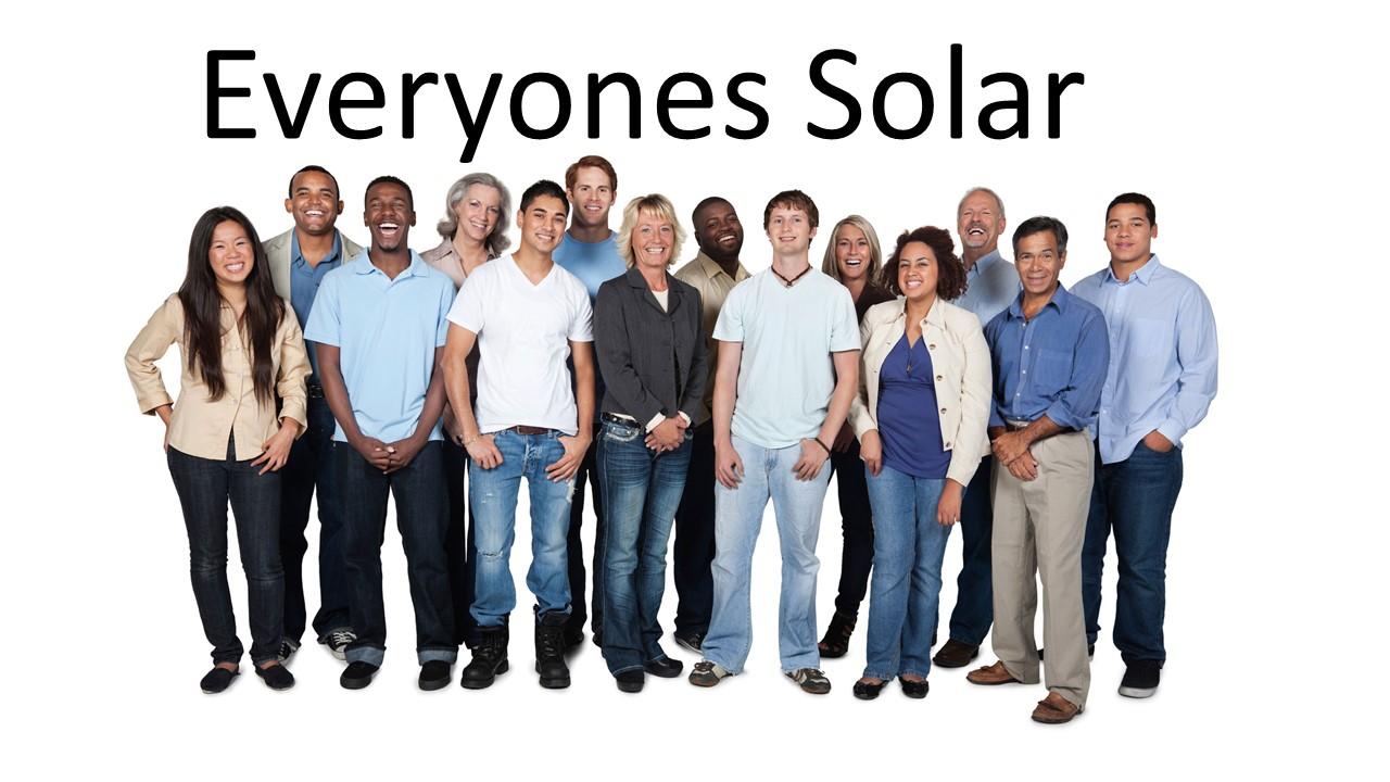 Everyones Solar Logo