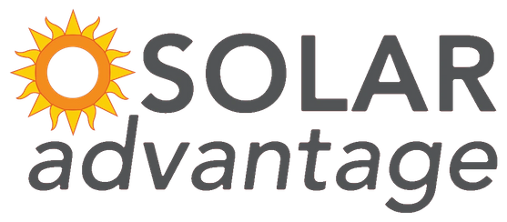 Solar advantage logo