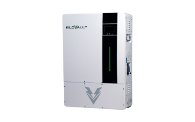 KiloVault Unveils Third-Generation HAB Deep-Cycle Battery