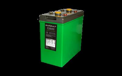 KiloVault Unveils XLC Advanced Lead Carbon Deep Cycle Battery